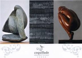 Exposition - Coquillade de Dominique Rivaux