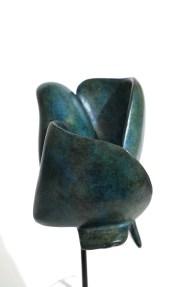 Sagesse - sculpture de Dominique Rivaux