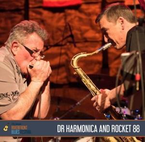 Dr Harmonica Rocket 88