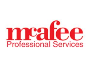 McAfee Professional Services Coleraine