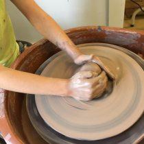 Pottery wheel - Kids