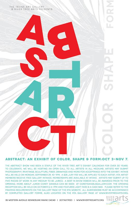 abstract final Call to Artists