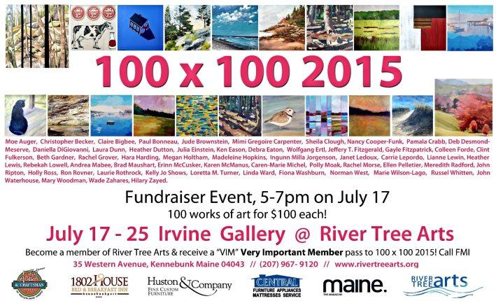 100 x 100 2015