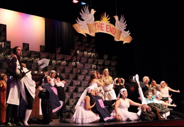 Review: SVTC's Camelot