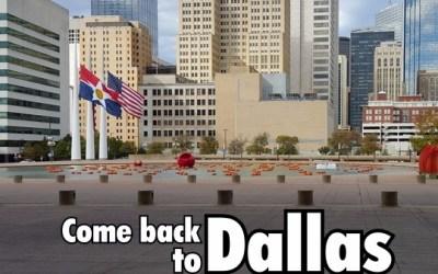 """Spotify Mix: """"Come Back to Dallas."""""""
