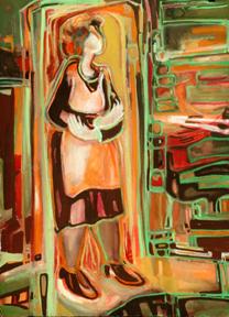 The Sequined Shawl (Survivor)