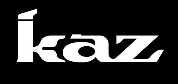 KAZ-Logo-White