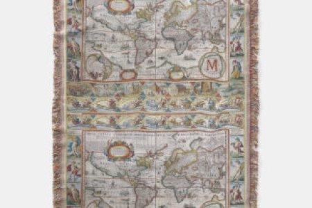 Map blanket antique world map custom monogram throw blanket r222e00e39859421f9d96b97cfc463edb zikrb 324 rlvnet1 gumiabroncs Choice Image