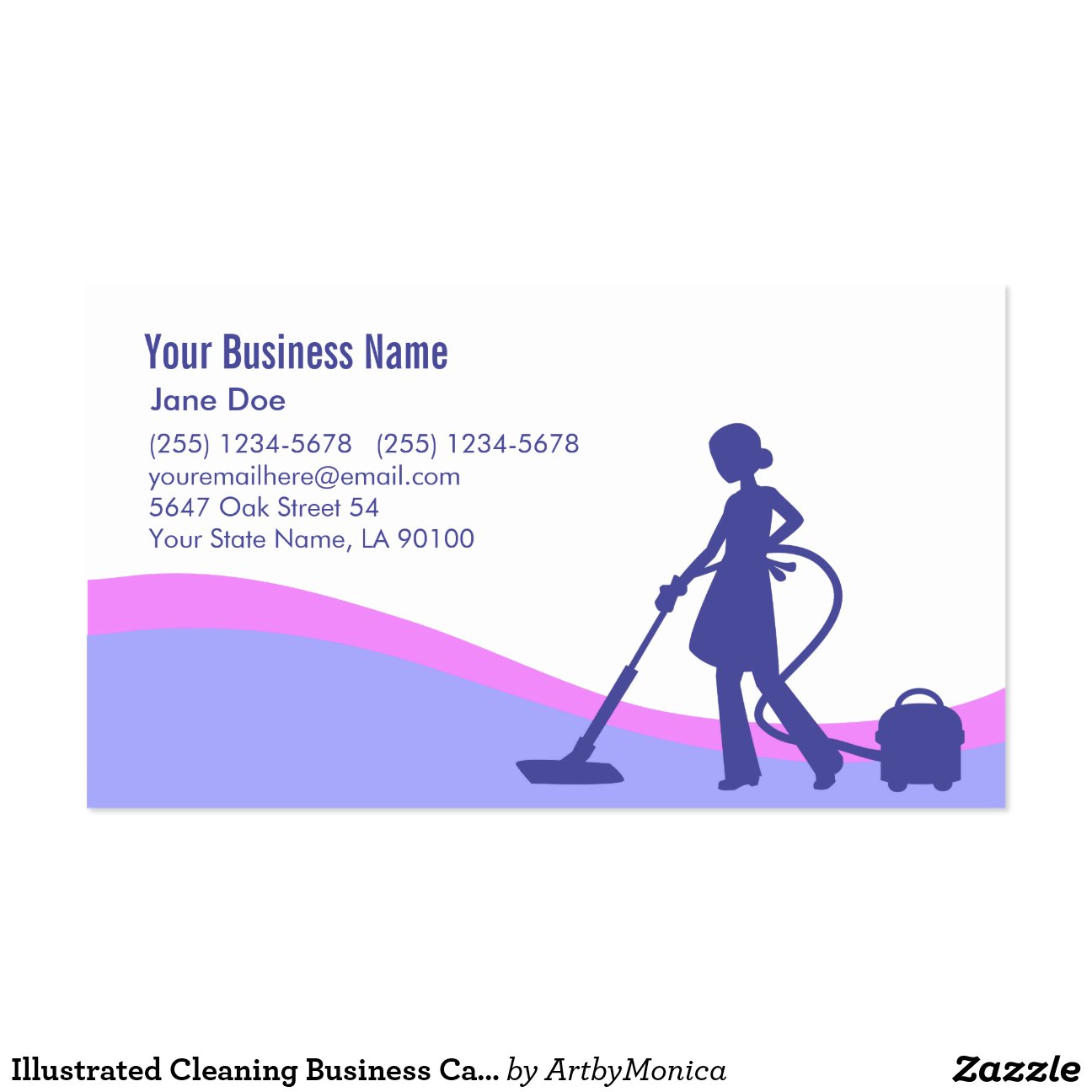 cleaning business templates