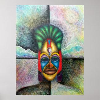 Poster do filme O Homem Mascarado