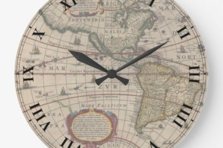 Map clock ancient world map clock rf99b509ff0e94672b5c1865f7a1e07cf fup13 8byvr 512 gumiabroncs Gallery