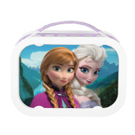 Anna and Elsa Lunch Boxes