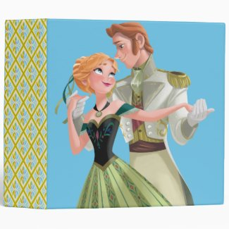 Anna and  Hans Vinyl Binders