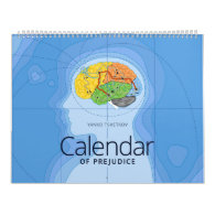 Calendar of Prejudice 2014