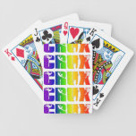 CRUX Playing Cards