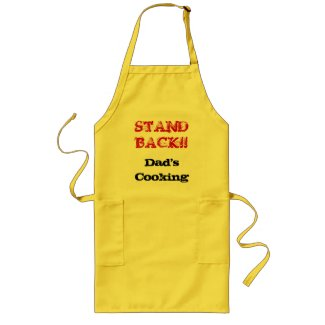 Dad's Cooking Aprons