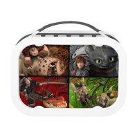 Dragon Buddies Lunchbox