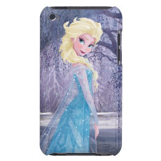 Elsa 1 iPod touch Case-Mate case