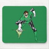 Green Lantern Mousepad