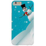 Happy Snowman Christmas Winter iphone 6 Case