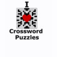 Crossword Puzzle T-Shirts & Gifts - I Love Crossword Puzzles