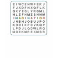 Word Search Puzzle Geeks T-Shirts & Gifts - Imagination