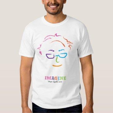 Imagine Bernie Sanders 2016 T Shirt