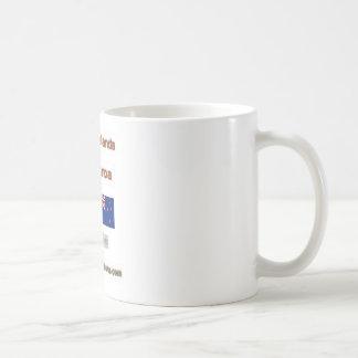 Italia, Nuova Zelanda Coffee Mug