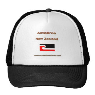 Maori, Aotearoa Trucker Hat
