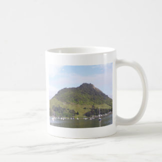 Mount Maunganui, Mauao, New Zealand Aotearoa Mugs