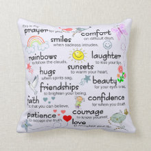 My Prayer For You Pillows
