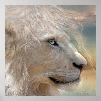 Nature's King - Portrait Fine Art Poster/Print