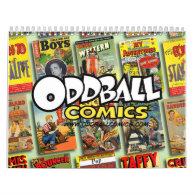 Oddball Comics Calendar