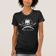 Pirate King/Queen Personalized Graphic Tee