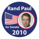 Rand Paul for Senate Sticker sticker