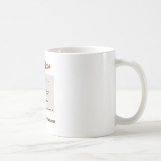 Sigmoid Curve Coffee Mugs