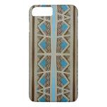 Southwestern Turquoise Pattern iPhone 7 Plus Case