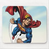 Superman Swift Mousepad