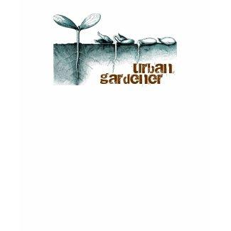 Urban Gardener - Sprouting Seeds T shirt