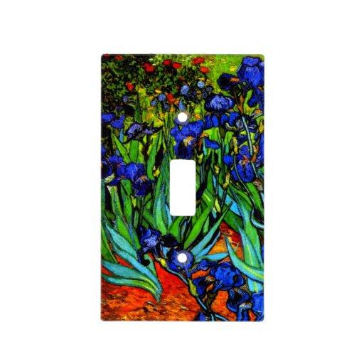 ... Van Gogh Irises Vincent Van Gogh Painting Light Switch Cover  R58dddb9df2a1449c870e1295f29d9211 I9886 8byvr 512 ...