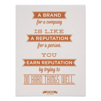 vintage quote Poster