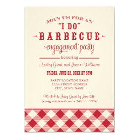 Wedding Engagement Party Invitation |