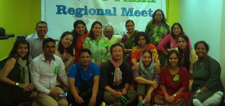 (Peserta Regional Workshop CBI 4, Foto: Indra N Hatasura)