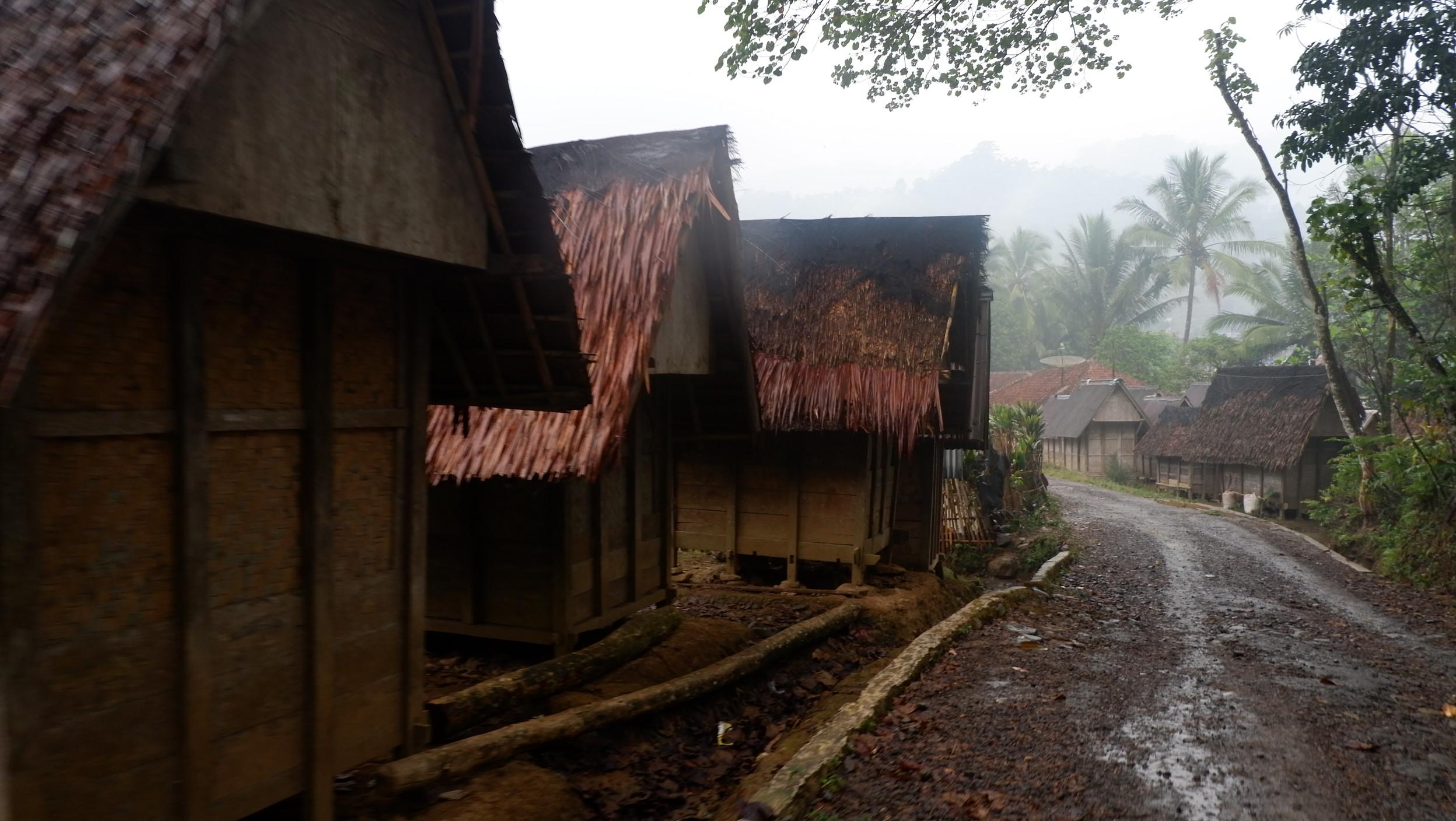 Leuit - Kasepuhan Cirompang, Lebak - Banten (Dok ; RMI)