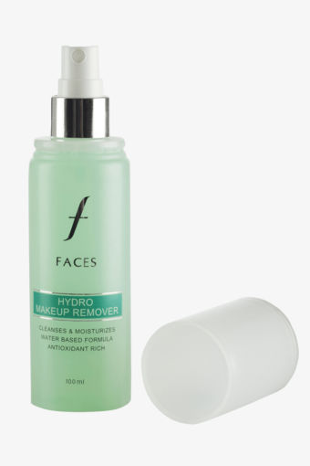Faces Hydro Makeup Remover Review