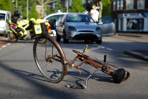 road bike accidents