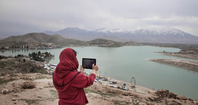 A Kabul Story: Q&A with SandraCalligaro