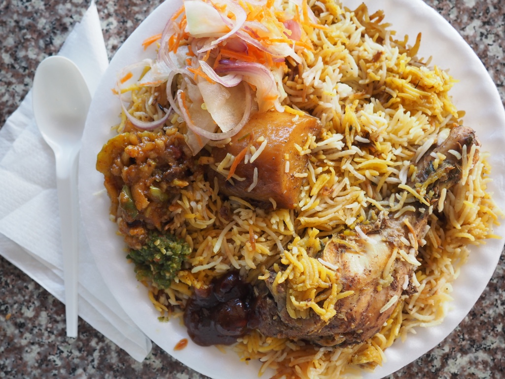 We Are Now Craving Marlin Biryani, Which Is Not an Easy Itch to Scratch