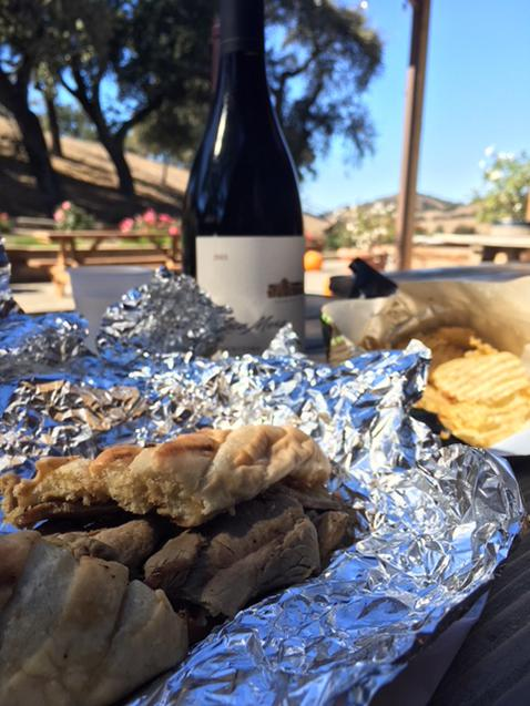 Tri-Tip Sandwiches and Disappointment in Wine Country
