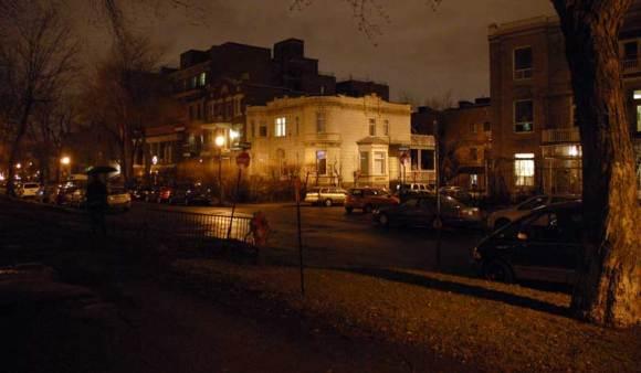 The Casa Bianca B&B in Le Plateau, a Montreal neighbourhood